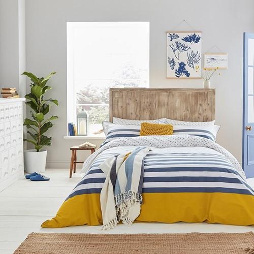Joules Galley Grade Stripe Bedding