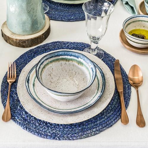 Sausalito White Dinnerware