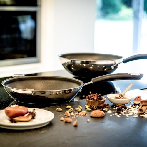 Total Stainless Steel Cookware
