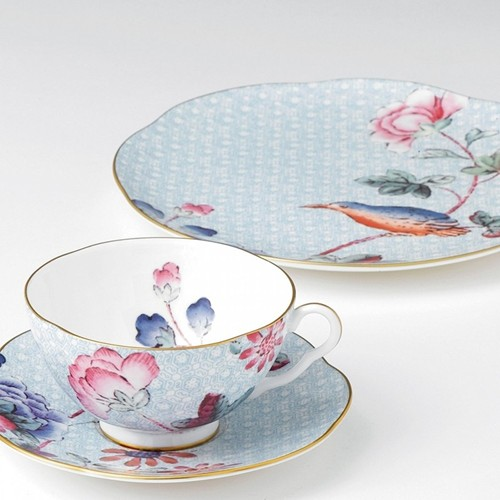 Harlequin Collection - Cuckoo Tea Story Dinnerware