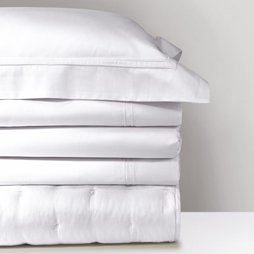 Triomphe Blanc Bed Linen