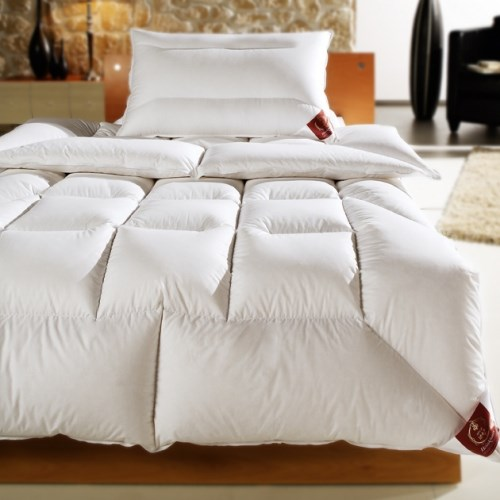 The Sapphire - Hungarian Goose Down Bedding