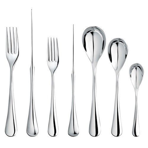 Ashbury Bright Stainless Steel Cutlery