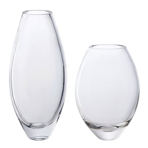 Opus Clear Vases