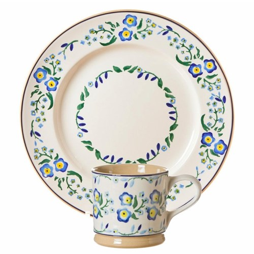 Forget Me Not Dinnerware