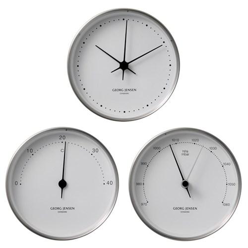 Henning Koppel Steel Clocks & Weather Stations