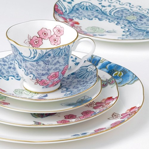 Harlequin Collection - Butterfly Bloom Dinnerware